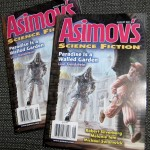 Contributor's copies of Asimov's