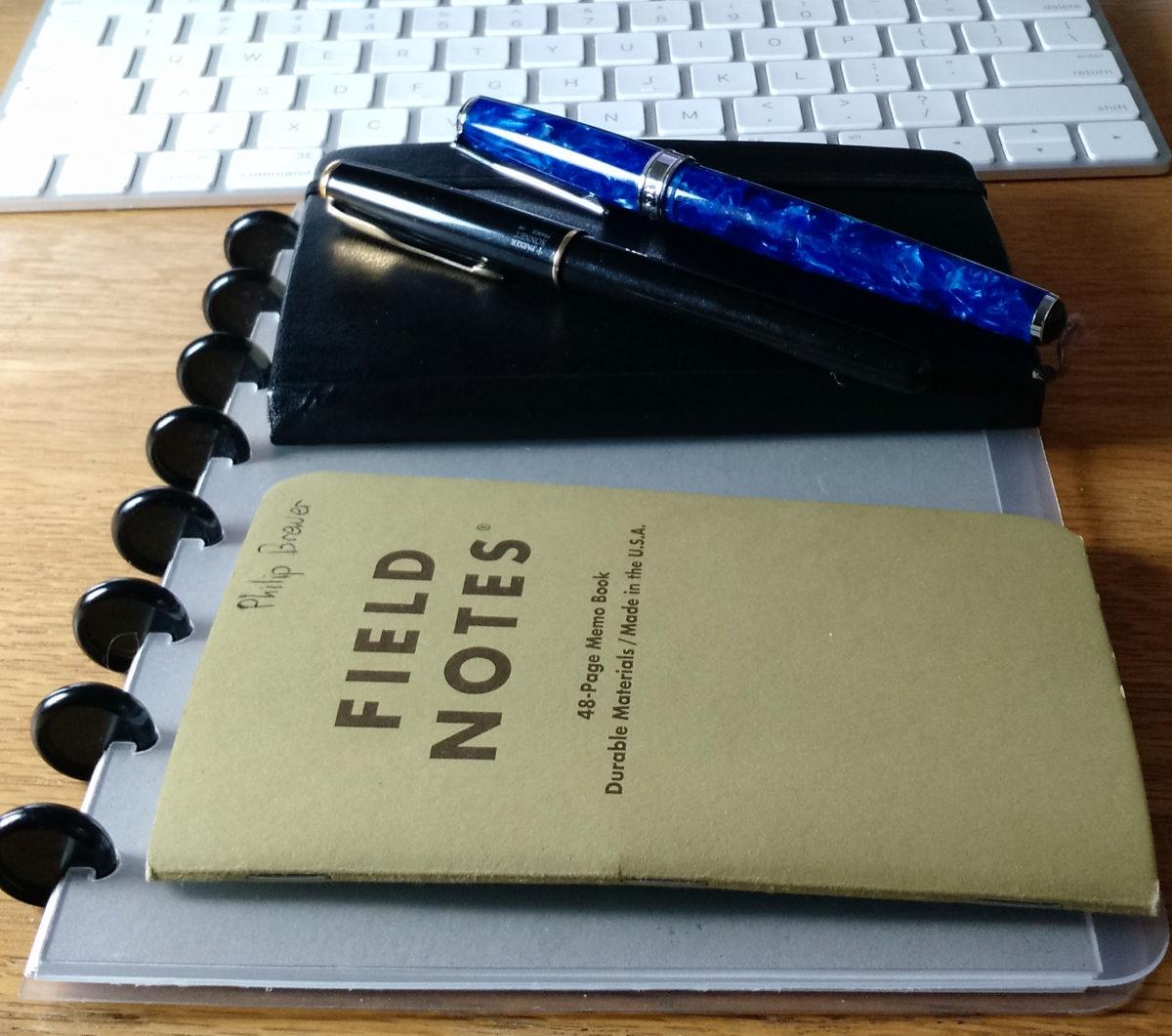 A little journaling