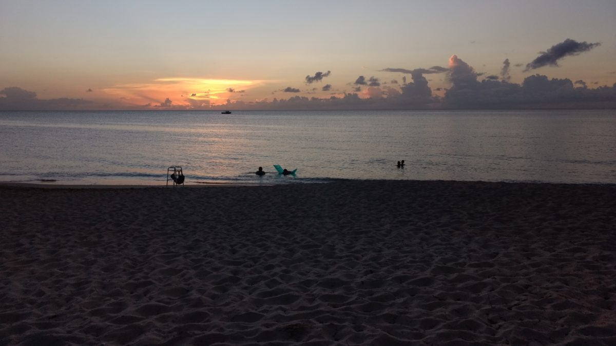 Last St. Croix Sunset