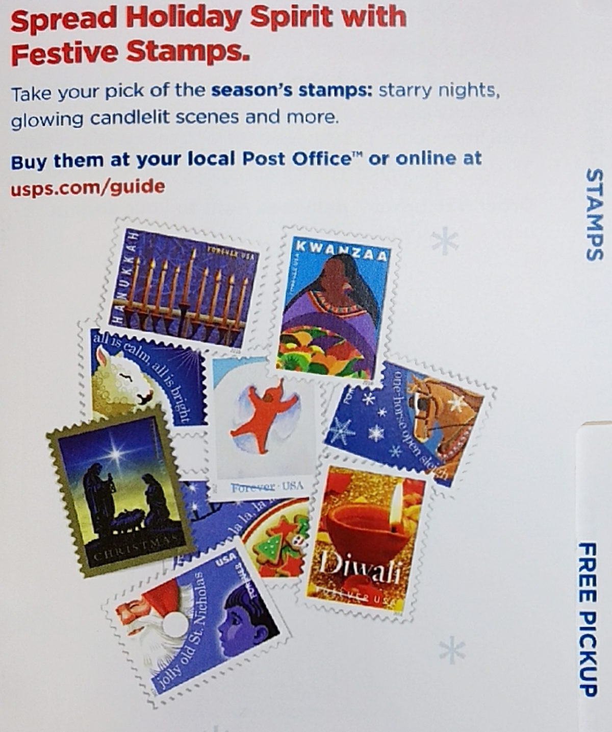 What about solstice stamps?