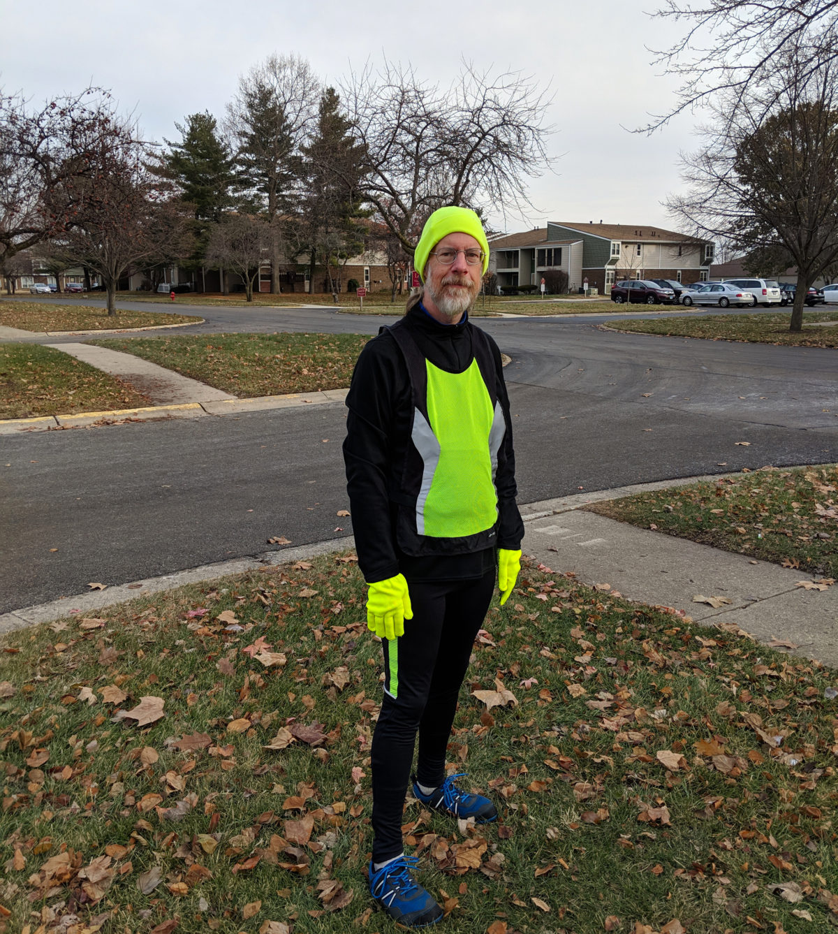 Achievement unlocked: Winter running habit